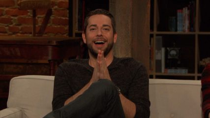 Talking Dead: Zachary Levi Predicts What's Next: Episode 605