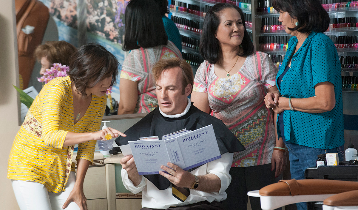 Bob Odenkirk Discusses <em>Saul</em>; Odenkirk Appears on <em>CarterMatt</em> Globes Ballot
