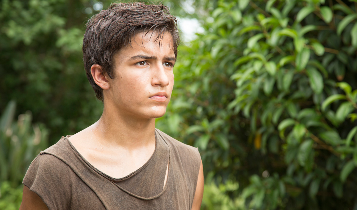 <em>Into the Badlands</em> Q&A – Aramis Knight (M.K.)