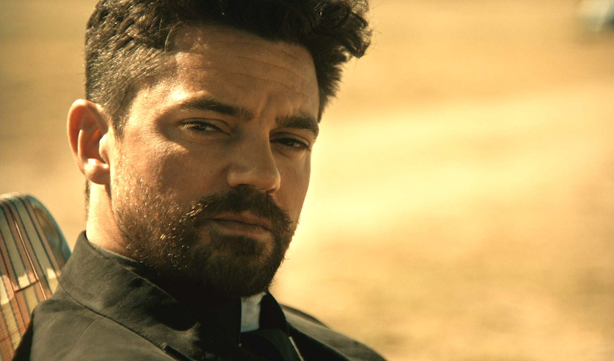 <em>L.A. Times</em> Showcases <em>Preacher</em> Trailer; <em>EW</em> Spotlights Dominic Cooper in Trailer