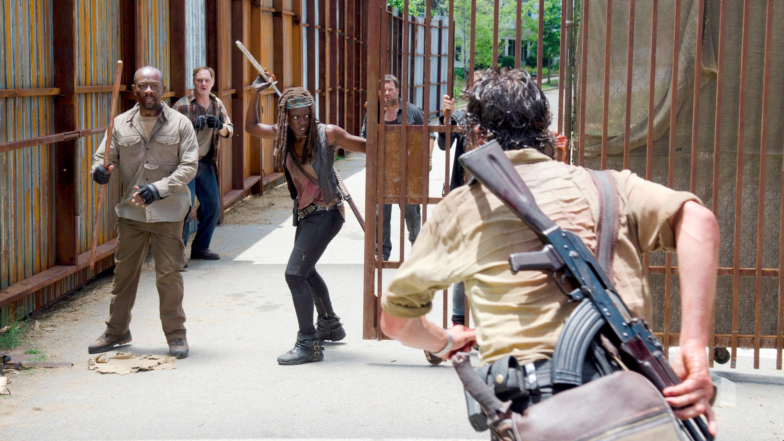 Watch The Walking Dead Online Stream New Full Episodes Amc