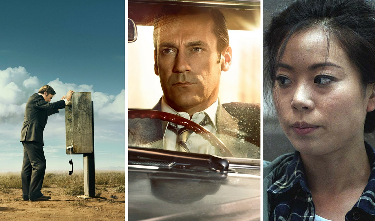 "AMC Receives Six WGA Nominations for <em>Better Call Saul</em>, <em>Mad Men</em> and <em>Fear the Walking Dead</em> ""Flight 462"""