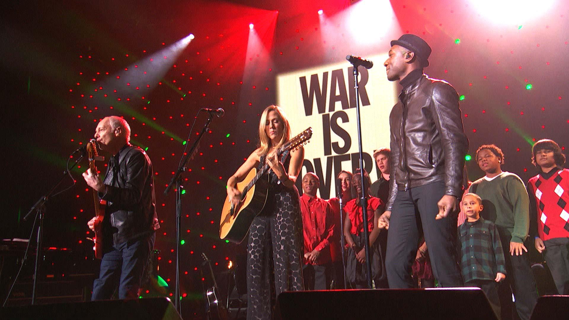 Video Extra - Imagine: John Lennon 75th Birthday Concert - Trailer ...