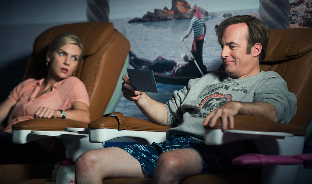 <em>GoldDerby</em> on <em>Saul</em>'s SAG Odds; Season 1 DVD Wins Kudos From <em>NPR</em>