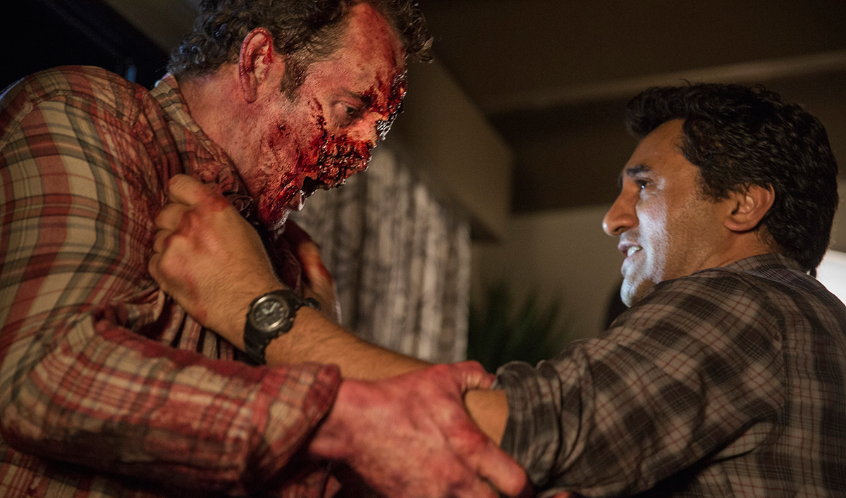 Cliff Curtis Discusses Travis With <em>MTV</em>; Kim Dickens Chats With <em>Yahoo TV</em>