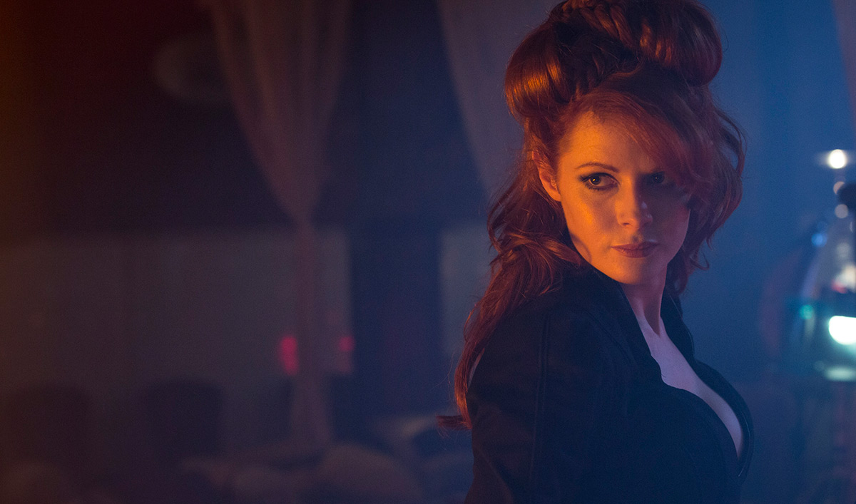 <em>Into the Badlands</em> Q&A – Emily Beecham (The Widow)