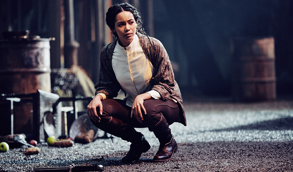 <em>Into the Badlands</em> Q&A – Madeleine Mantock (Veil)