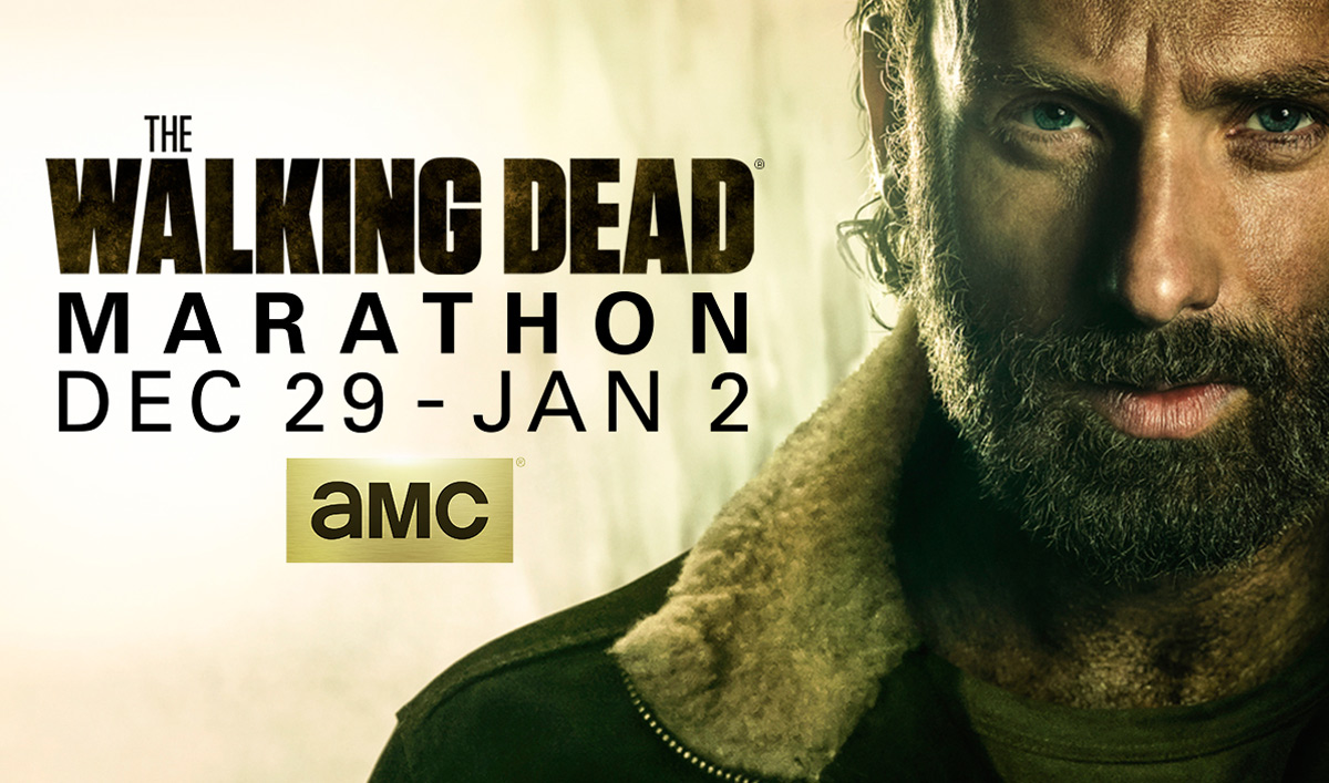 Ten Ways to Get Ready for <em>The Walking Dead</em> New Year's Marathon