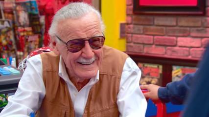 Gwen Stacy: Sneak Peek: Episode 506: Comic Book Men: Stan Saves!