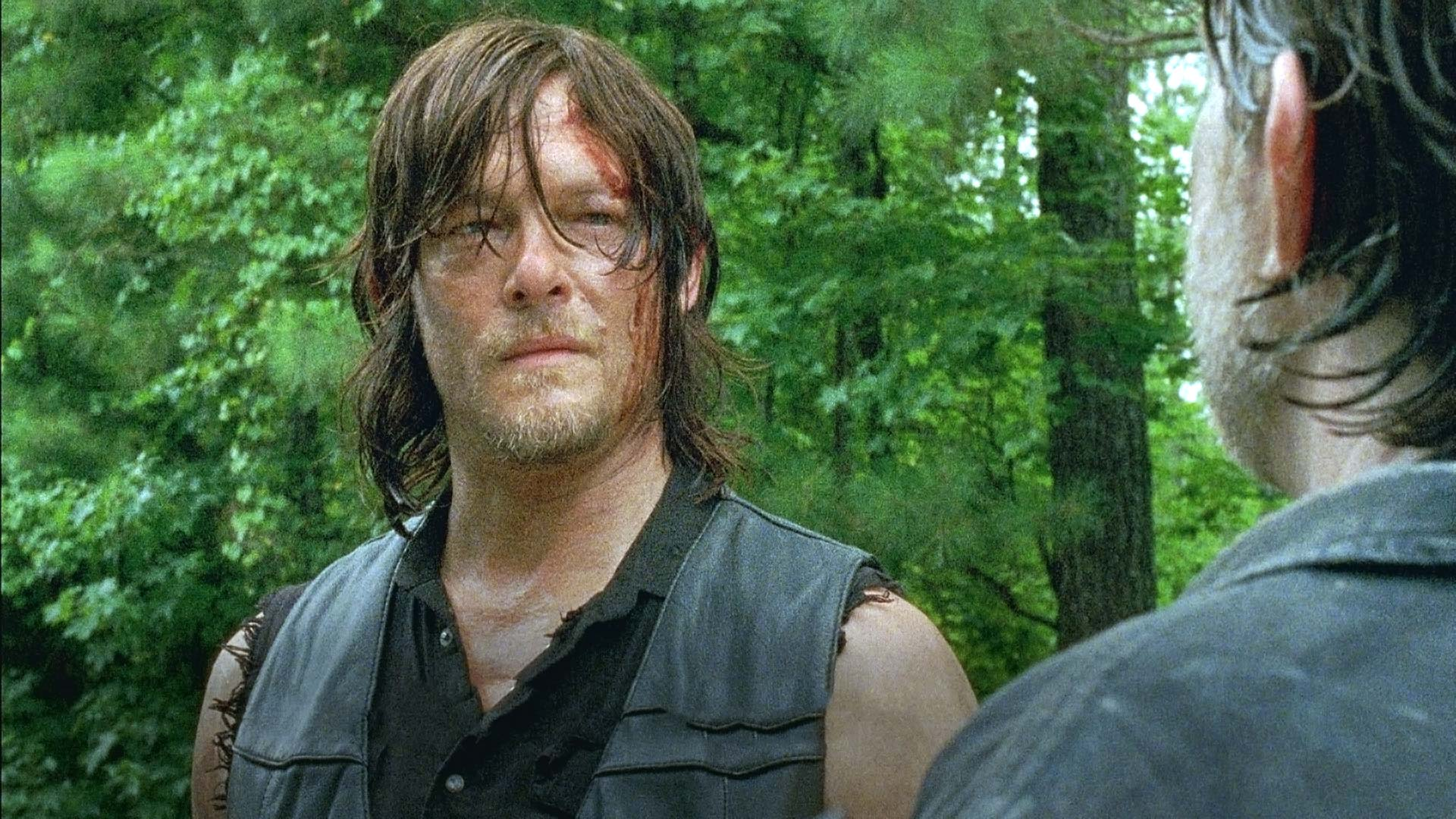Video Extra - The Walking Dead - Promo: The New World: The Walking ...