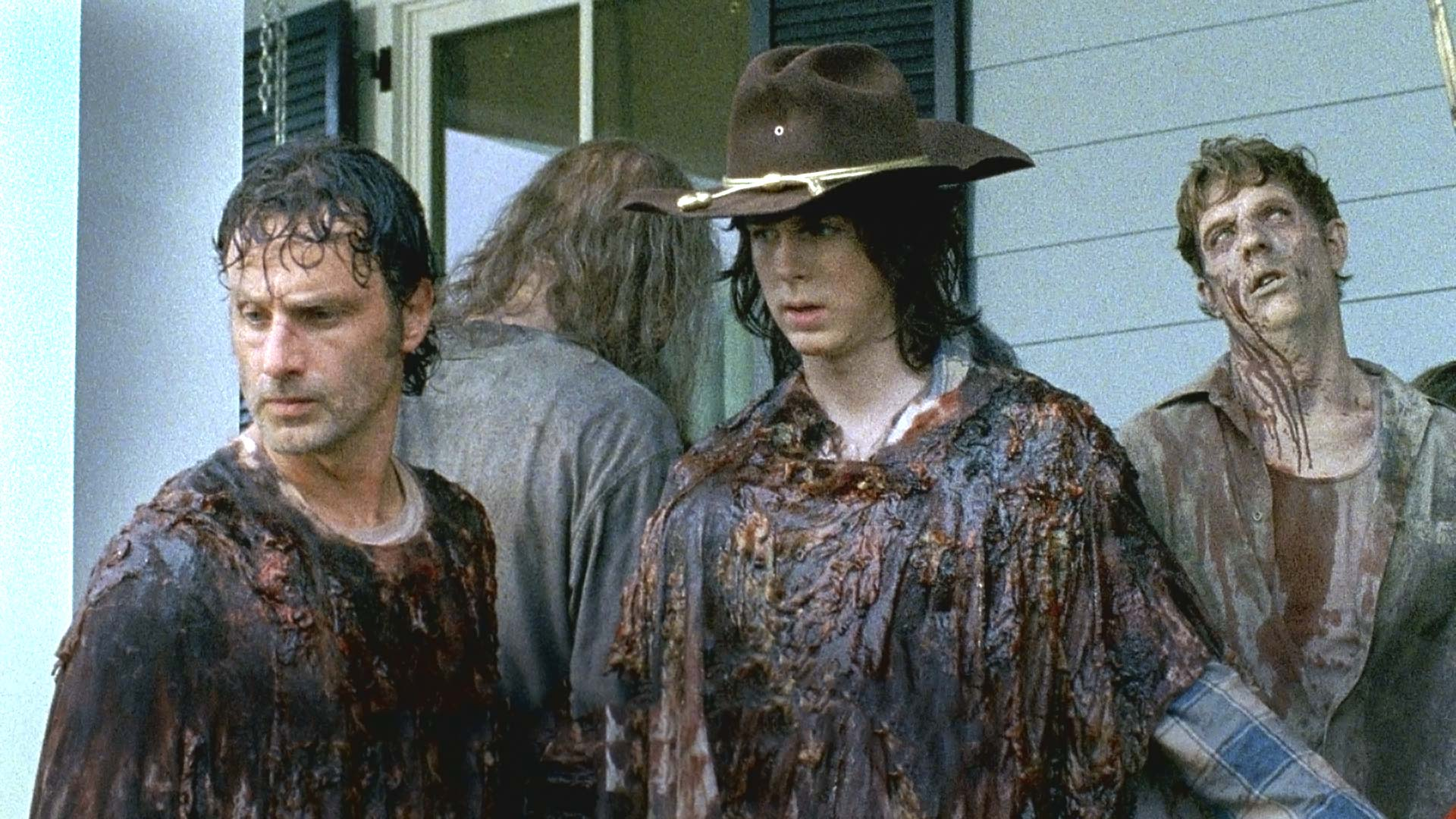 Video Extra - The Walking Dead - Trailer: The Plan: The Walking Dead ...