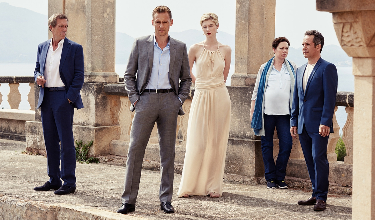 Cast Photo From New AMC Miniseries Based on John le Carré's <em>The Night Manager</em>