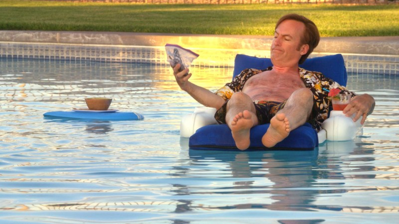 Sneak Peek of Better Call Saul Season 2 Premiere: Another Perfect Day in Paradise