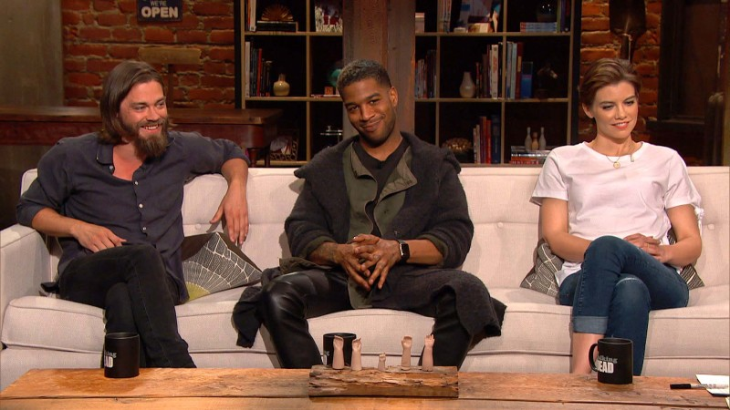 Bonus Scene: Talking Dead: Episode 611