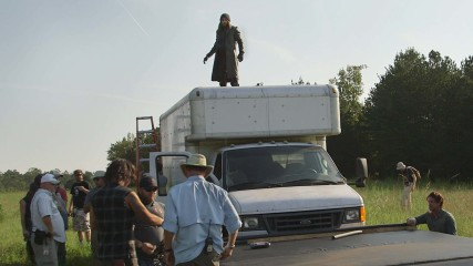 (SPOILERS) Making of Episode 610: The Walking Dead: The Next World