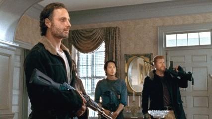 (SPOILERS) Inside Episode 611: The Walking Dead:Knots Untie