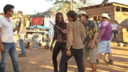 (SPOILERS) Making of Episode 611: The Walking Dead: Knots Untie