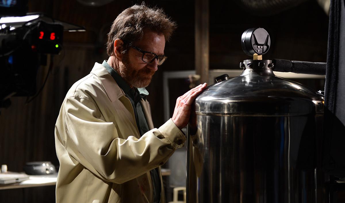 Bryan Cranston Talks Playing Walt on <em>TODAY</em>; <em>Boston Globe</em> Heralds <em>Bad</em>