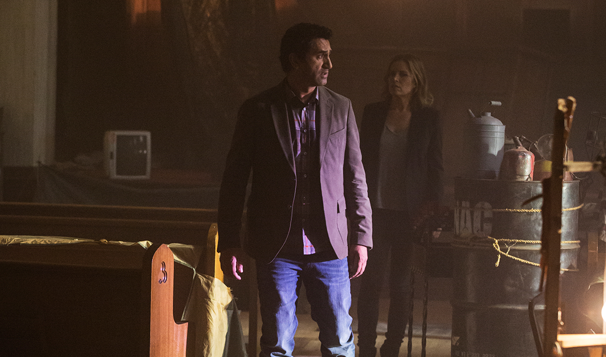 New Season 2 Teaser at <em>Yahoo TV</em>; <em>Toronto Sun</em> Interviews Cliff Curtis