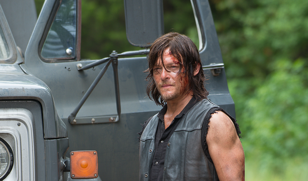 "Critics Call <em>The Walking Dead</em> Mid-Season Premiere ""Spectacular"" and ""The Episode We've Been Waiting For"""