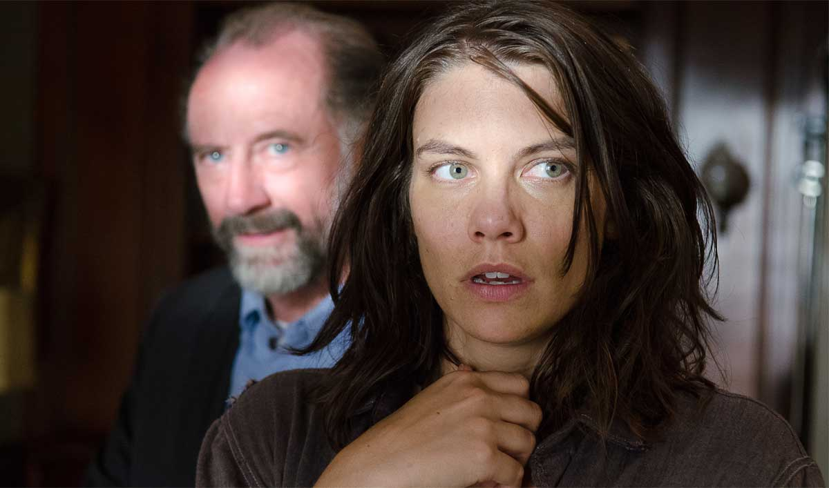 <em>The Walking Dead</em> Q&#038;A – Lauren Cohan (Maggie Greene) (Spoilers)