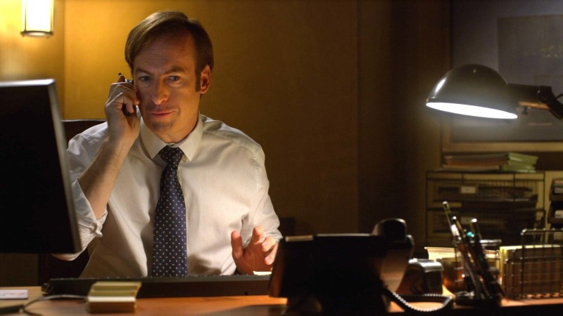 Next On: Episode 205: Better Call Saul: Rebecca