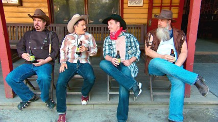 Wild West City: Talked About Scene: Episode 509: Comic Book Men: Suburban Cowboys