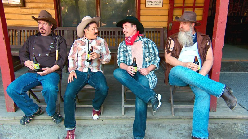 Wild West City: Talked About Scene: Episode 509: Comic Book Men: Suburban Cowboys