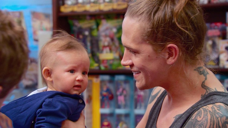 Baby Jay: Talked About Scene: Episode 512: Comic Book Men: Baby Jay