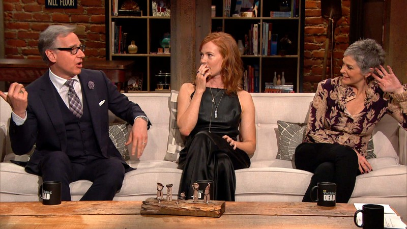 Predictions: Talking Dead: Episode 613