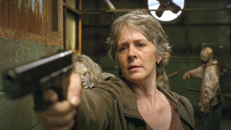 (SPOILERS) Talked About Scene: Episode 613: The Walking Dead: The Same Boat