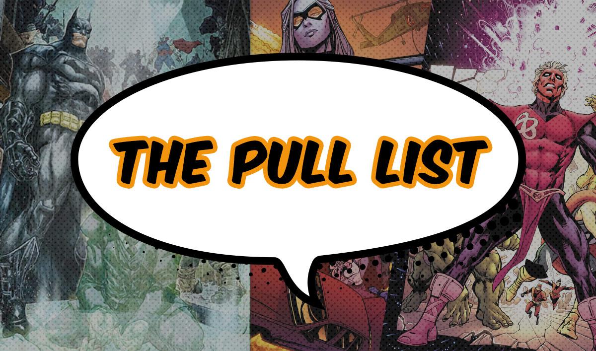 The <em>Comic Book Men</em> Comic Pull List: Week of March 9, 2016