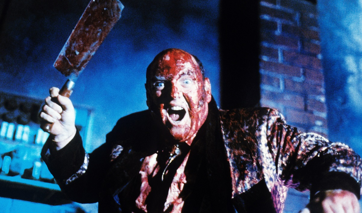 "The Ten Best ""Splatter"" Films"