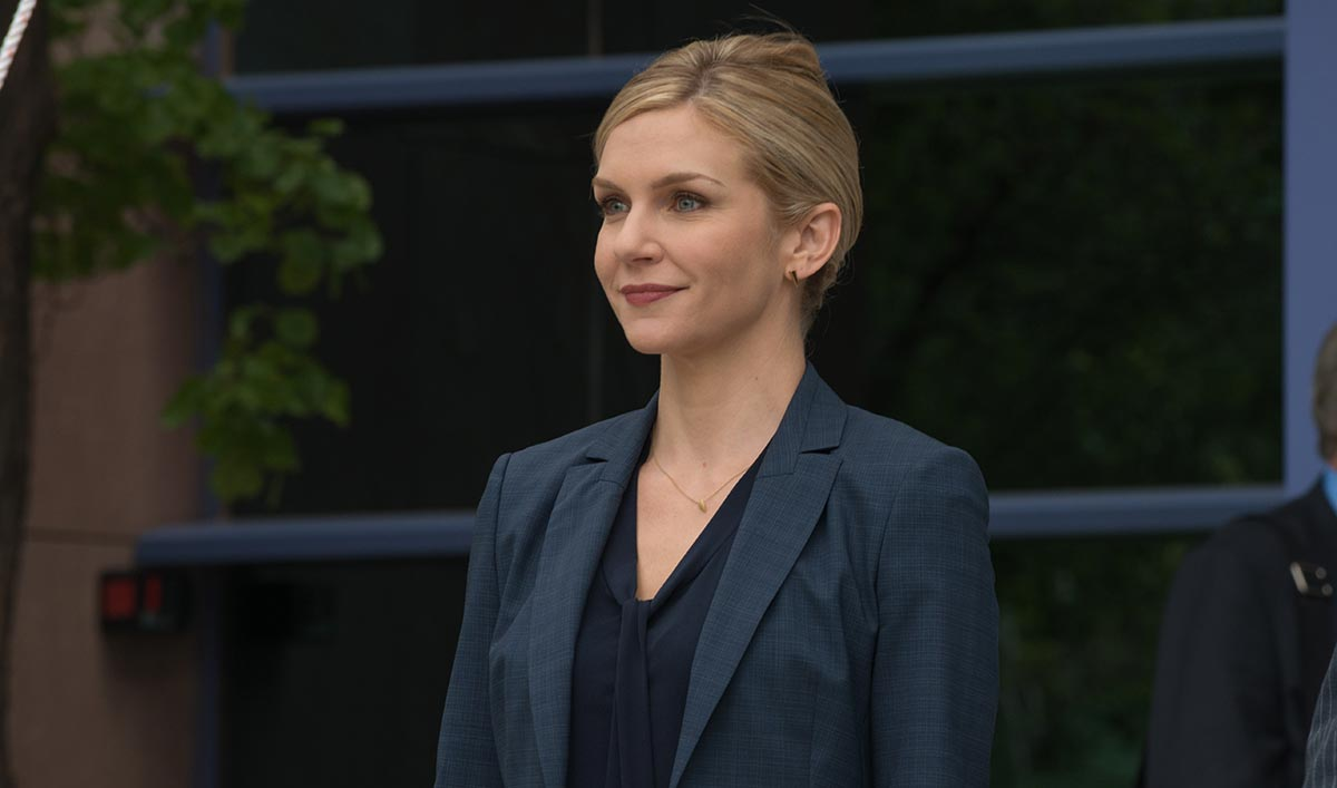 Rhea Seehorn on her Personal Style; <em>Variety</em> Critic Touts Emmys for <em>Saul</em>