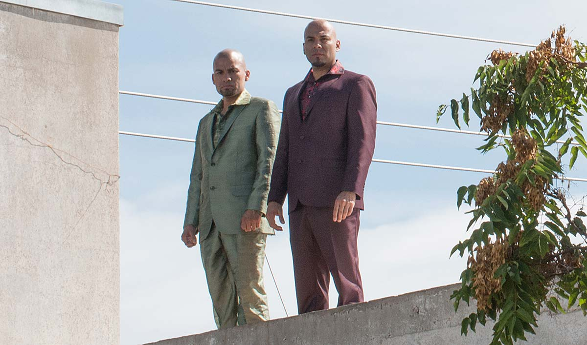 <em>Better Call Saul</em> Q&A – Daniel and Luis Moncada (The Cousins)