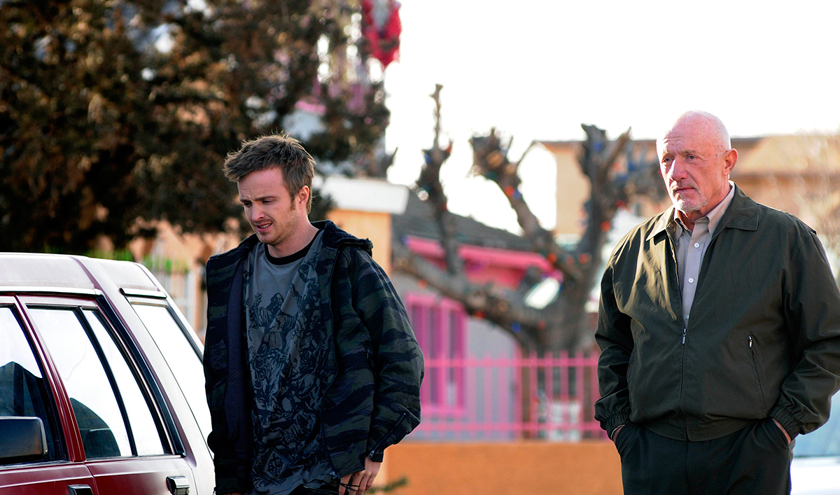 Bryan Cranston Happy With <em>Bad</em> Ending; <em>Today</em> Interviews Aaron Paul