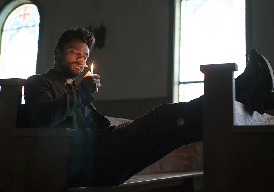 Calling All <em>Preacher</em> Fans! You Could See an Advance Screening of the Premiere in Your Hometown