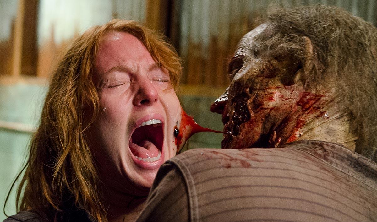 Melissa McBride, Alicia Witt Talk Carol, Death; Rick's Best Zombie Kill