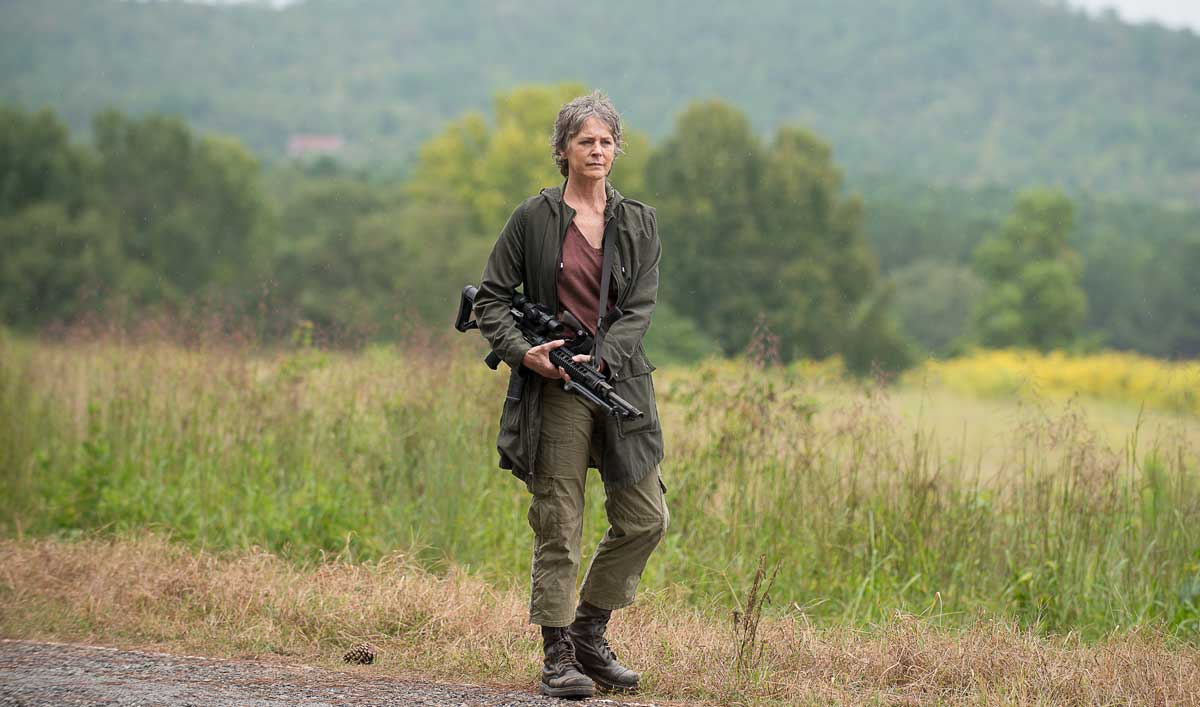 AMC's Book Club — What Would Carol from <em>The Walking Dead</em> Be Reading?