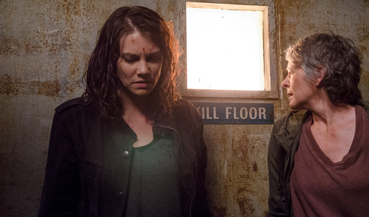 Was What Maggie and Carol Did to the Saviors Immoral?