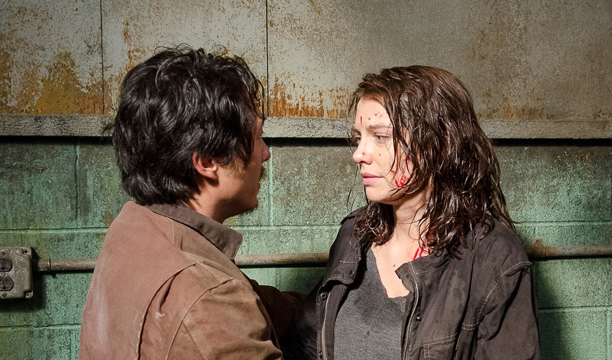 Lauren Cohan Explains Why This Is Her Favorite Episode