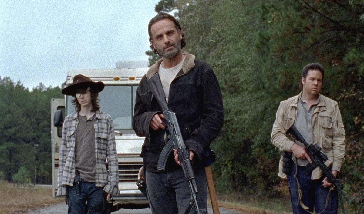 Video – Next On <em>The Walking Dead</em> Season 6 Finale: Meet Negan