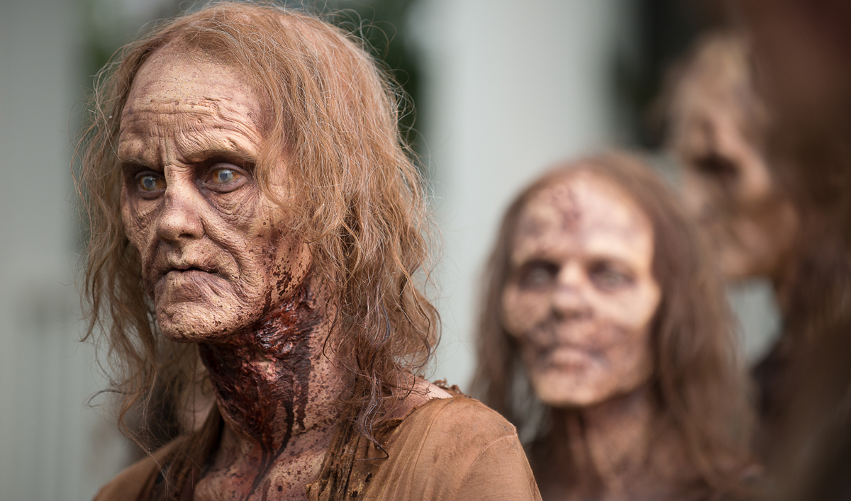 Extras for Season 6, Episode 13 of <em>The Walking Dead</em>