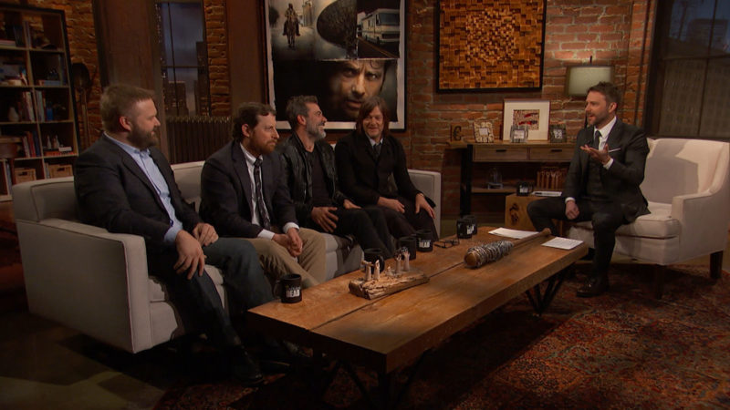 Talking Dead: Bonus Scene: Episode 616