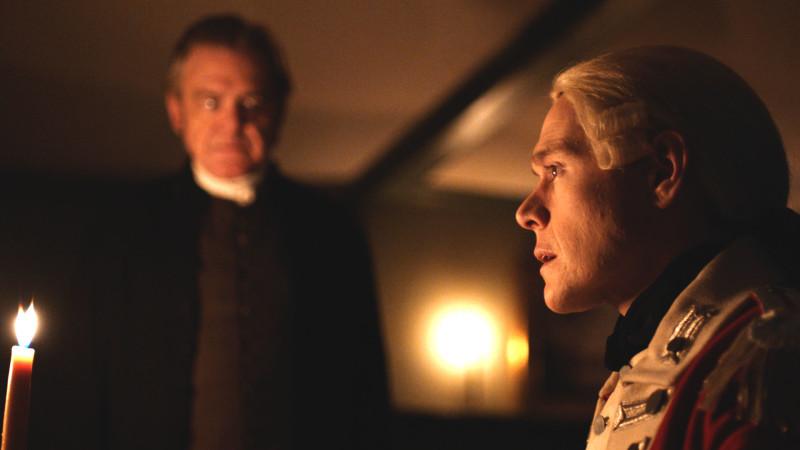 Talked About Scene: Episode 301: TURN: Washington's Spies: Valediction