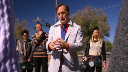Sneak Peek: Rupert Holmes: Episode 209: Better Call Saul: Nailed