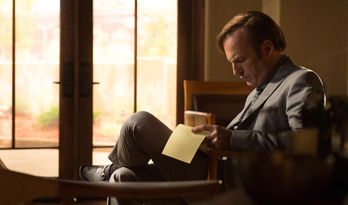 <em>LA Times</em> on Odenkirk Golden Globes Nod; <em>EW</em> Reports Critics' Choice Win