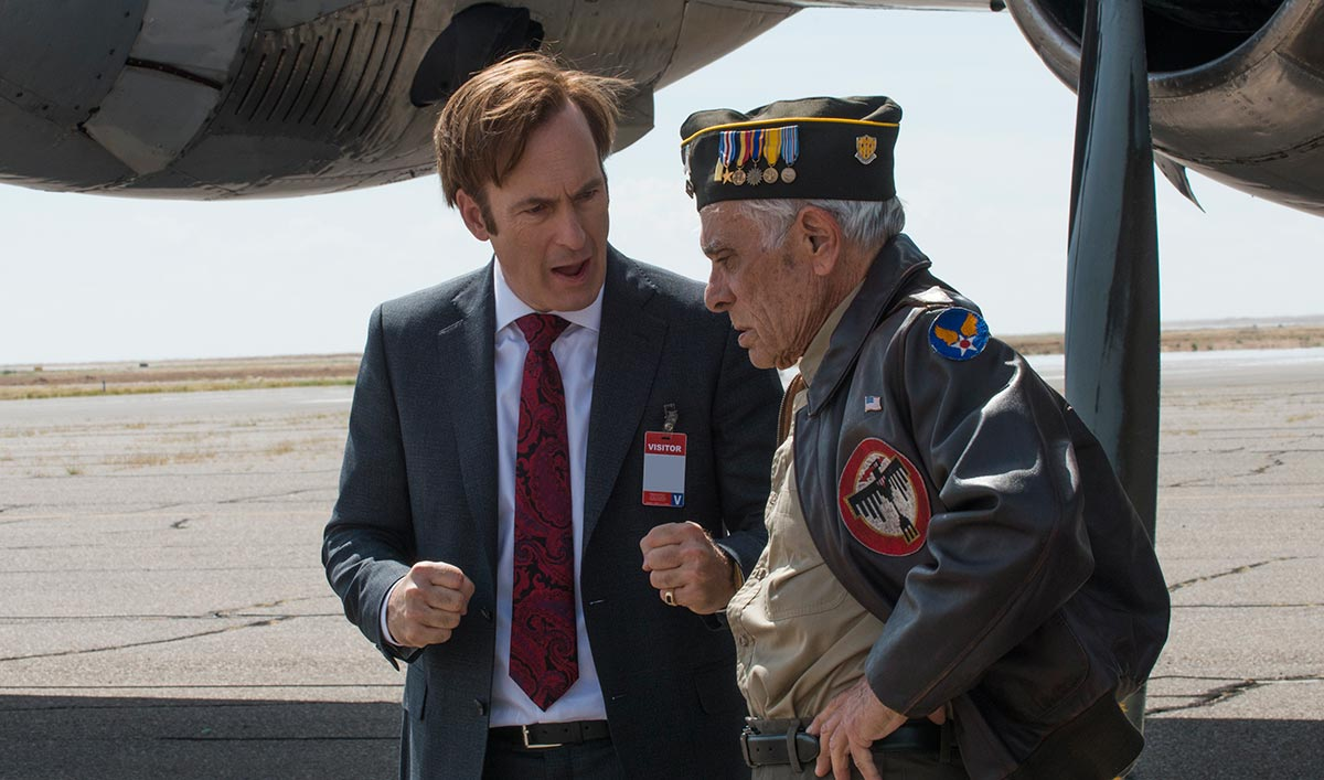 Bob Odenkirk Chats With <em>THR</em>, Explains Playing Jimmy to <em>Variety</em>