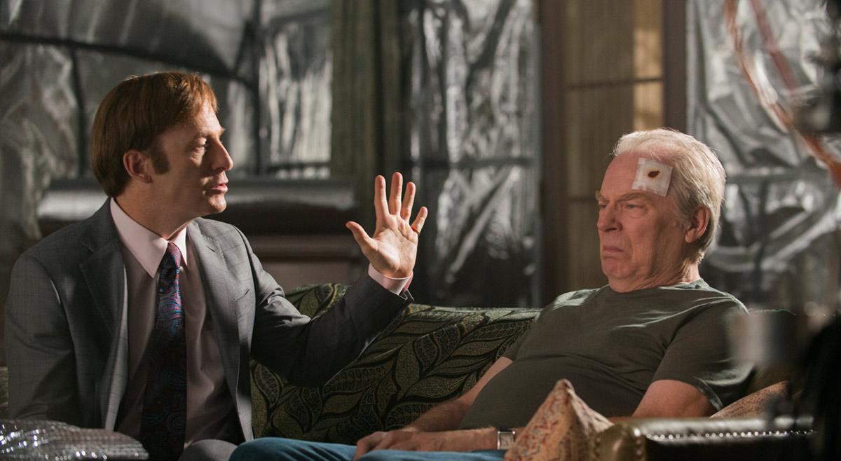 <em>ABC News</em> on <em>Saul</em>'s Critics' Choice Nods; <em>ET</em> Shares Season 2 Bloopers