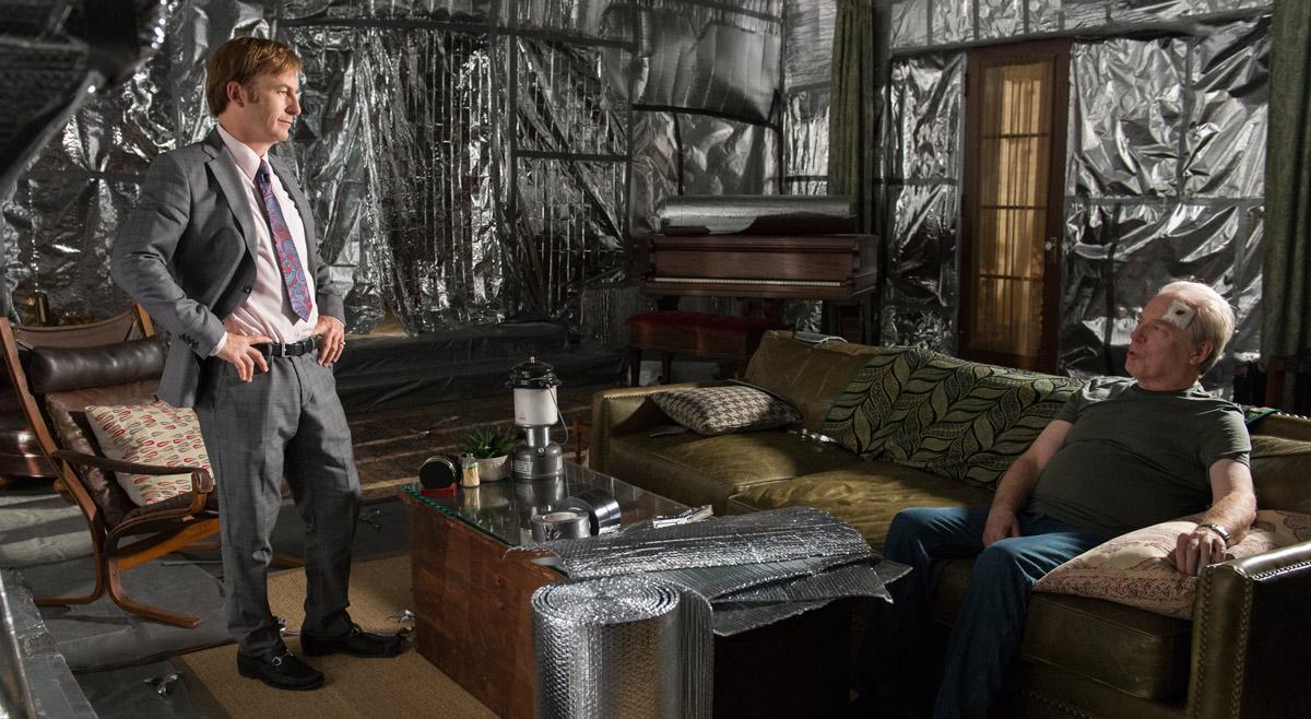 <em>Salon</em>, <em>Forbes</em> Name <em>Saul</em> One of TV's Best; <em>Vulture</em> on ACE Eddie Nods